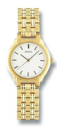 Seiko Wrist Watches-Seiko SFW844 Ladies' Gold Tone Wrist Watch SFW844 [Watch]