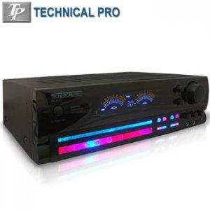 TECHNICAL PRO® 1500 WATT INTEGRATED AMPLIFIER/RECEIVER