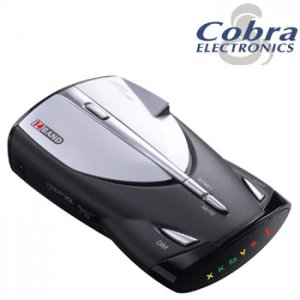COBRA® 14 BAND RADAR / LASER DETECTOR