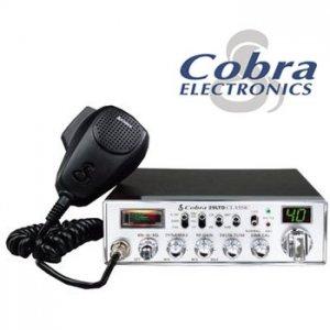 COBRA FULL FEATURED DELUXE CB RADIO