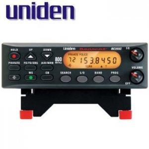 UNIDEN® 300 CHANNEL 800MHz BASE SCANNER