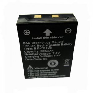 COBRA® LITH-ION RECHARGEABLE BATTERY
