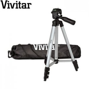 VIVITAR® 50 INCH ALUMINIM TRIPOD
