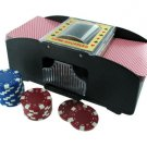 JOBAR® BATTERY OPERATED CARD SHUFFLER