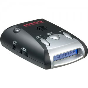 ROCKY MOUNTAIN® Bilingual Laser/Radar Dectector & Scrambler
