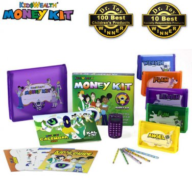 KIDS WEALTH MONEY KIT