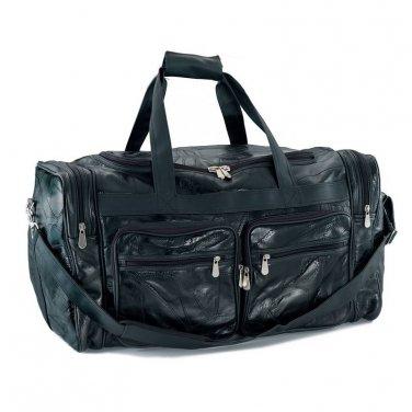 """24"""" Buffalo Leather Tote Bag"""
