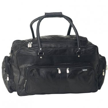 Embassy Leather Travel Bag