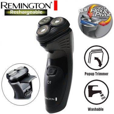 REMINGTON® PIVOT & FLEX ROTARY SHAVER