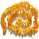 Free form Baltic Amber Baby Teething Necklace
