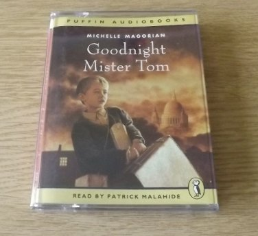 GOODNIGHT MISTER TOM by MICHELLE MAGORIAN AUDIO BOOK read by PATRICK MALAHIDE