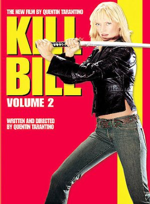 Kill Bill: Vol. 2 (2004) DVD