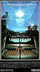 Light Years  (1988) VHS