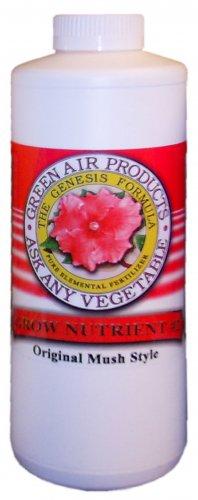 Green Air Accelerated Grow Nutrient Fertilizer 1 QT