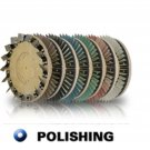 "Diamabrush 12"" Concrete Polishing Tool 400 Grit"