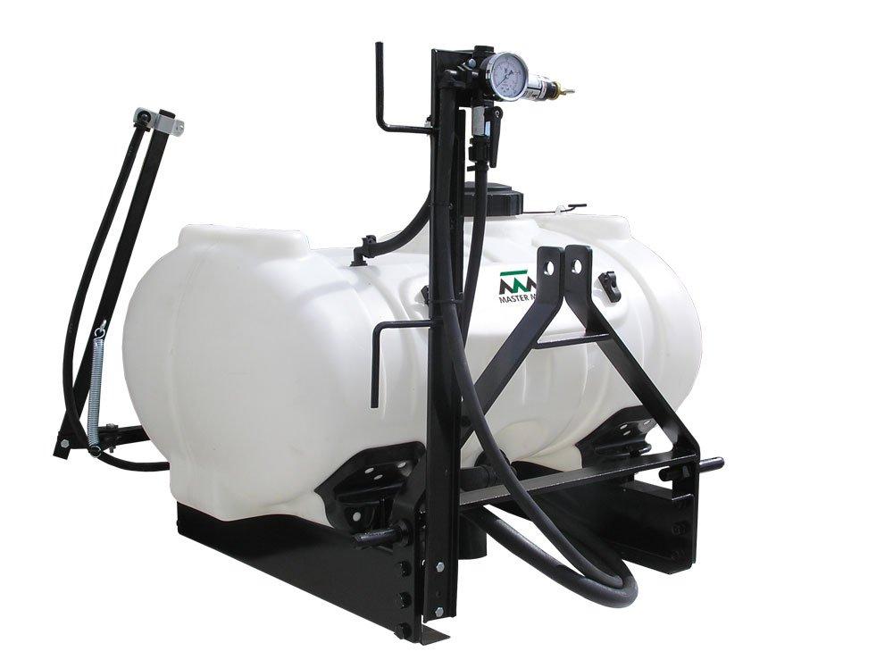 Master Manufacturing 60 Gallon 3-Point Sprayer�6 Roller Delavan Pump
