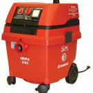 Ermator S25 Wet/Dry HEPA Vacuum with power tool outlet