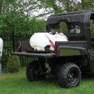 Master Manufacturing SUF-01-040A-MM 40 Gallon Skid Sprayer with 3 GPM Shurflo Pump