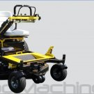 "Cool Machines CM23BR48: 48"" Riding/Walk Behind Lawn Mower Zero Turn 23 h.p. Briggs & Stratton"