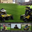 "Cool Machines CM30KO61: 61"" Zero Turn Riding/Walk Behind Lawn Mower 30 hp Kohler 'Command'"