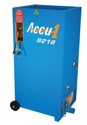 Accu1 9218 3-stage Insulation Blowing & Dense Pack Machine