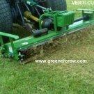 """Turfgrass 72"""" Verticutter Thatch Master TM-7200"""
