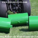 Gang Turf Rollers Heavy Duty