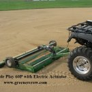 Infield Groomer Professional 60 Inch