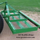 Infield Groomer 78 inch 3-Point