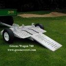 Mower Trailer Golf Course Greens Toro, Jacobsen, John Deere, PGM/Ransome