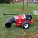 Blower Leaf and Debris  Buffalo Turbine Cyclone 8000