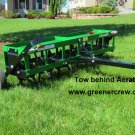 "Coring Aerator 54"" Tow Behind for Home & Estate"