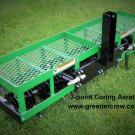 """Coring Aerator 36"""" 3-Point for Home & Estate"""