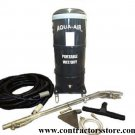 Aqua-Air Portable Wet/Dry Central Vacuum Unit