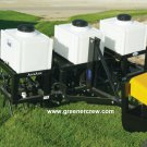 "93"" Coring turf Aerator 3-Point Golf Course, Sports Complex"