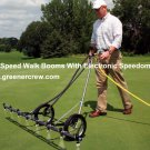 "AccuSpeed Walking Sprayer Boom Turf with Speedometer 80"" Coverage"