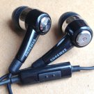 Original SamSung Black In-Ear Handsfree Earphone for Galaxy S2 P1000 N7100 UW