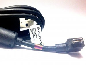 Genuine Sony Ericsson EC600R Micro USB Charge Data Cable for Xperia Vivaz Pro