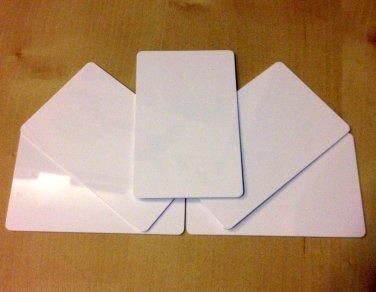 5x NFC Thin White Card NTAG203 Smart Tags Type 2 Tag Galaxy S4 Nexus 4 10 Lumia