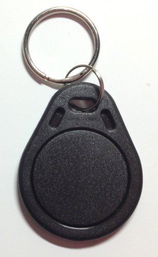 Black KeyRing NFC Tags NXP Mifare DESFire EV1 4K MF3ICD41 Type 4 ISO14443A Tag Nexus 4