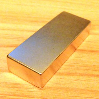 1pcs N52 50mm*20mm*10mm Neodymium Permanent Magnets rare earth Craft