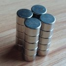 "20 pcs N52 cylinder 8x5mm Neodymium Permanent Magnets Craft 5/16""*3/16"""