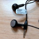 Original Sony Stereo Headset MH410c Handsfree Earphone for Xperia Z1 Z2 Z3 BLACK
