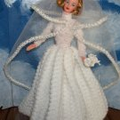 Barbie in Grace Kelly Wedding Gown