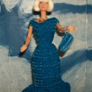 Barbie in Princess Diana White House Dance Gown.