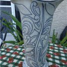 Formalities by Baum Brothers Retro Paisley Collection Vase