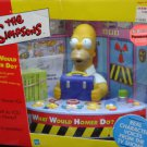 2002 The Simpsons What Would Homer Do? Electronic Trivia Game