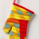 Anthropologie Primavera Spectrum Oven Mitt New In Warehouse Packaging