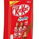 Nestle® KitKat - Kit Kat - SINGLES 10 pc - 152g - FRESH from Germany