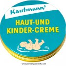 Kaufmann's - Skin and Baby Cream - Haut und Kinder Creme - 75 ml - Tin - Germany